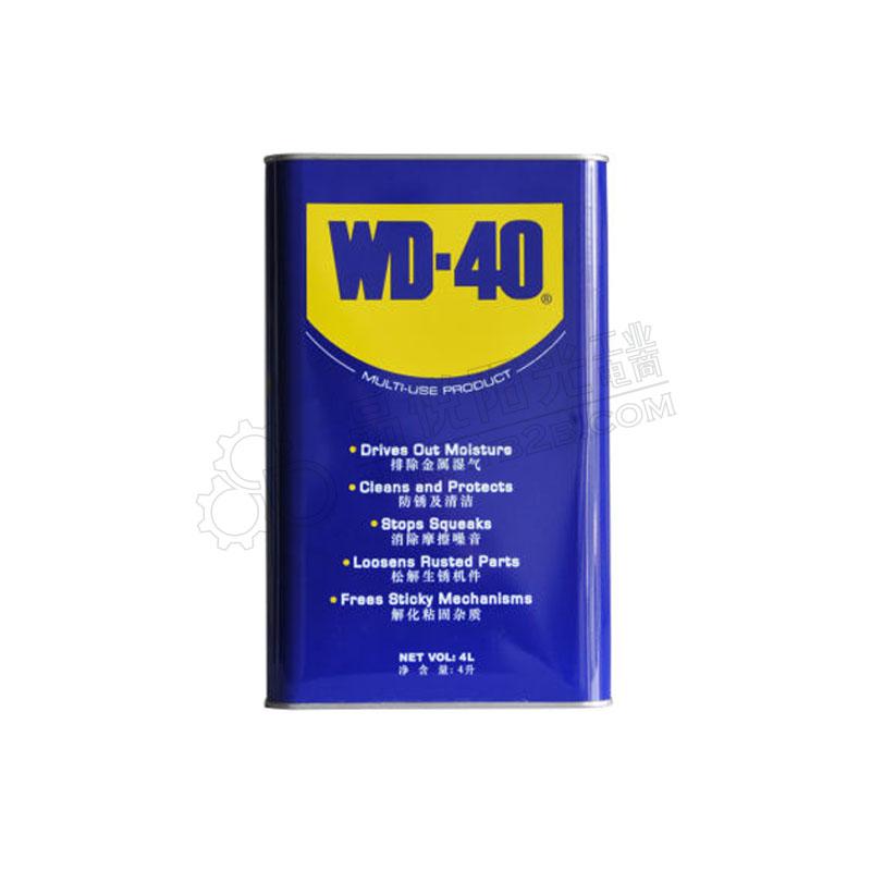 WD-40除湿 防锈 润滑剂4L