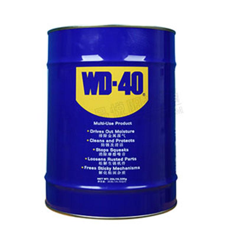 WD-40,除湿防锈润滑剂,桶装20L