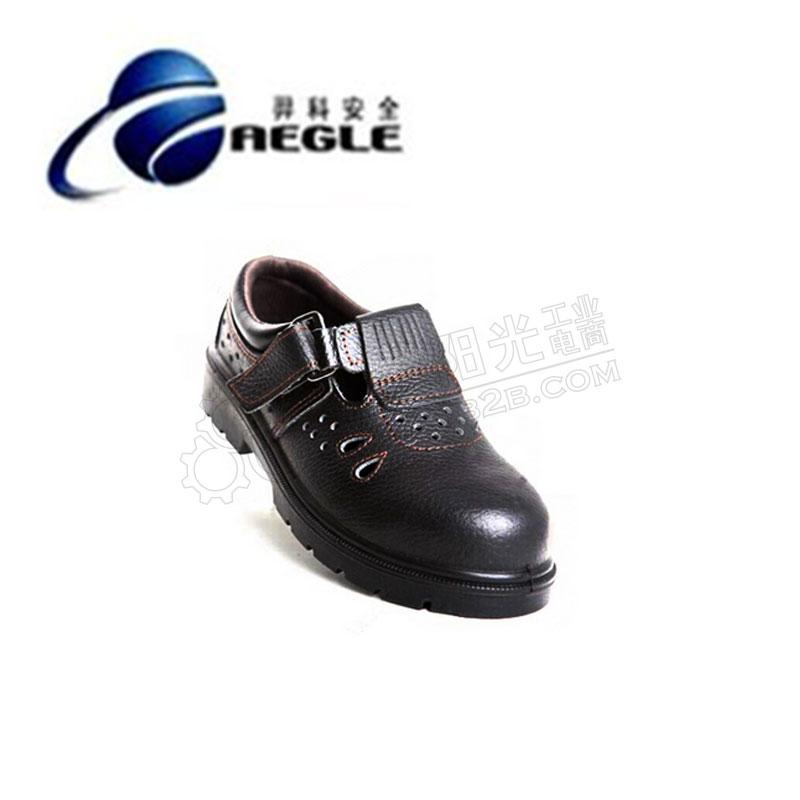 羿科安全低帮安全凉鞋(带钢头)
