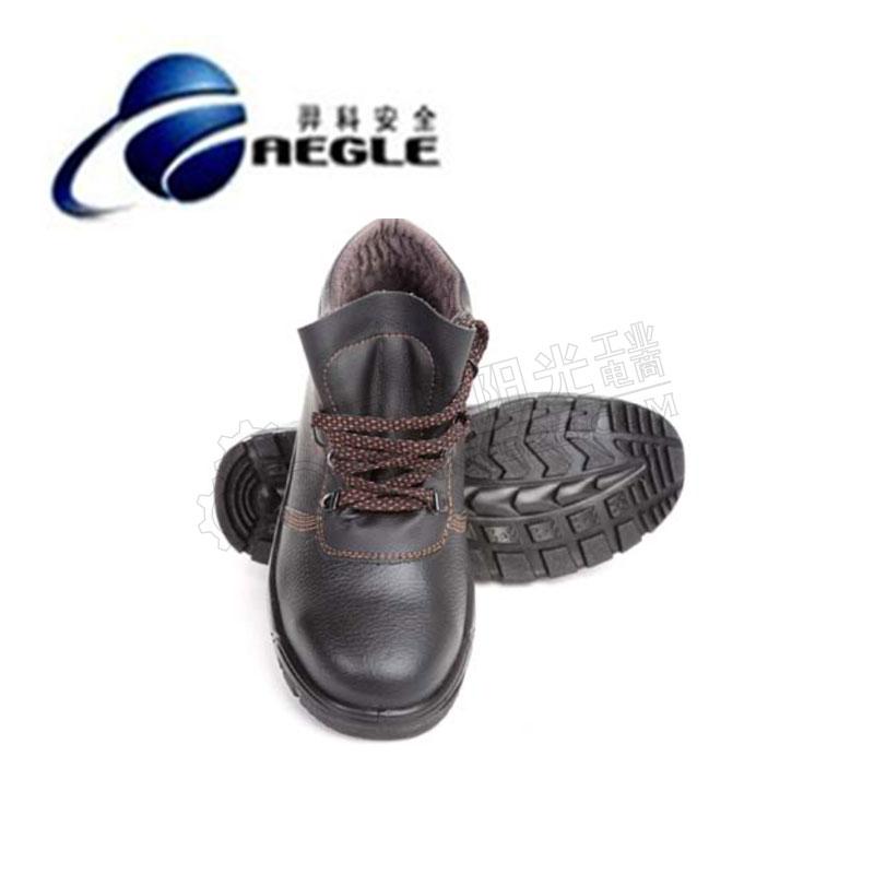 羿科安全 经典款中帮安全鞋