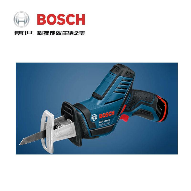 博世充电式多功能马刀锯 GSA12V-li型号