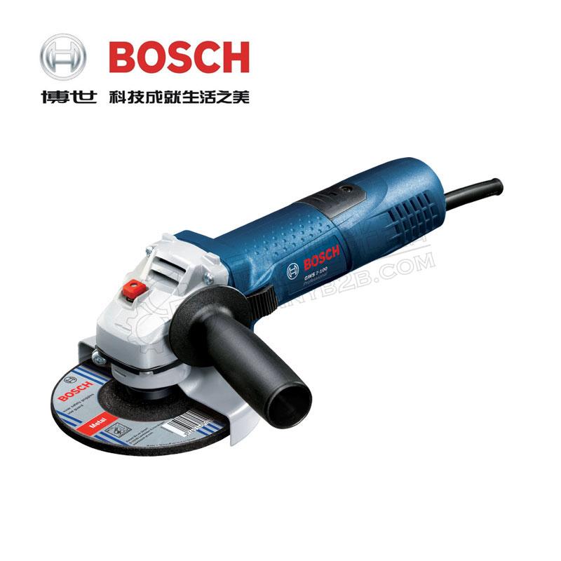 博世100角磨机 GWS 7-100