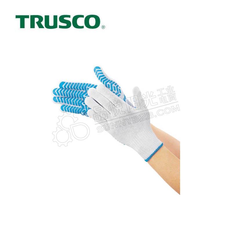 日本中山/TRUSCO 橡胶手套 3双装