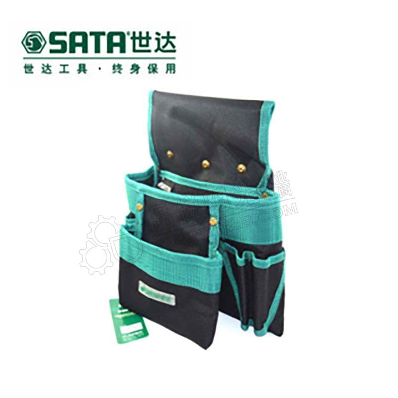 世达6袋式组合工具腰包