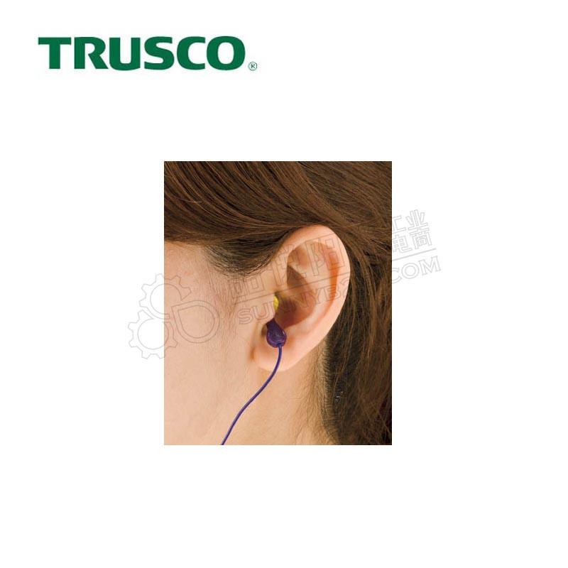日本中山/TRUSCO 带线耳塞