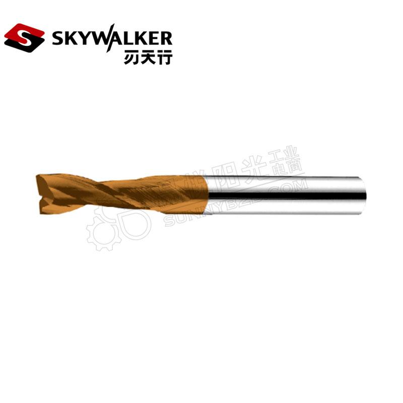 PHM2040-075S06 SKYWALKER 刃天行 平头立铣刀