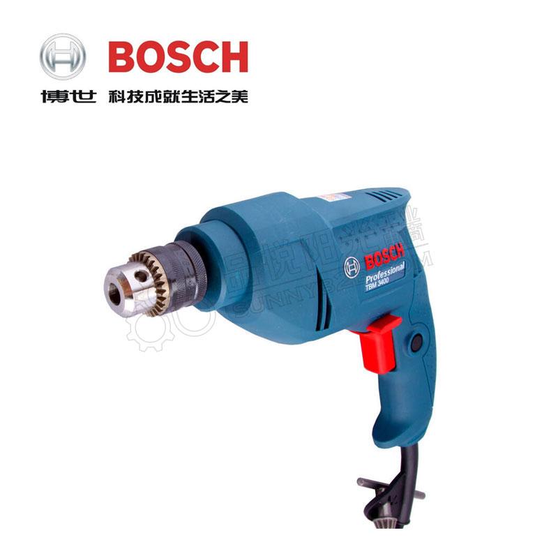 博世10mm手电钻 TBM 3400