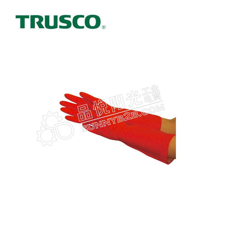 日本东和/TOWA 天然橡胶手套 中厚度