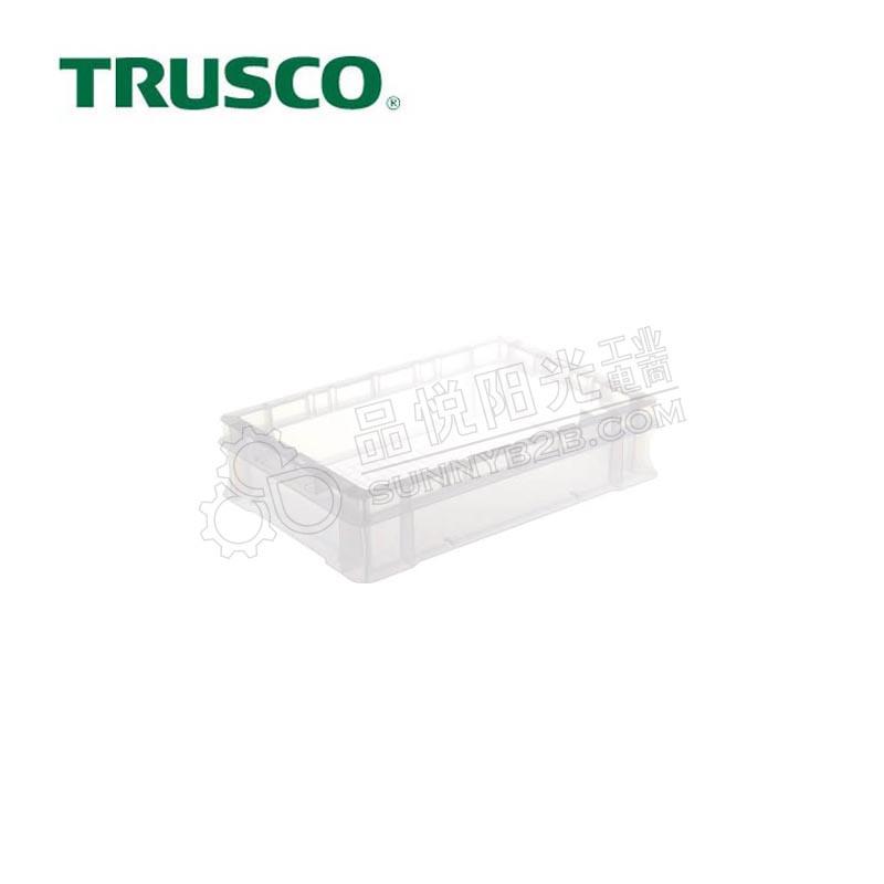 日本中山/TRUSCO F型出纳箱 8L半透明
