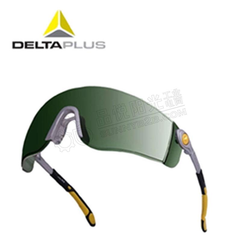 代尔塔舒适型焊接用T5安全眼镜