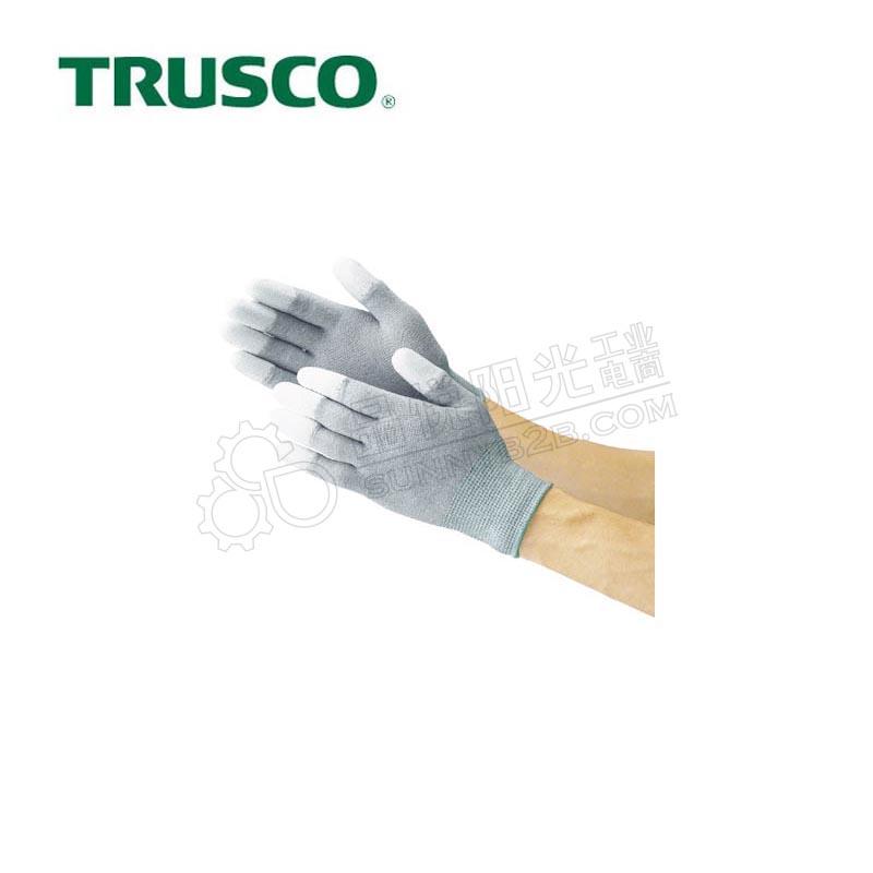 日本中山/TRUSCO 碳纤维防静电手套